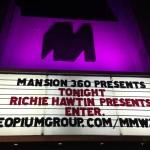 RICHIE HAWTIN @ MANSION MIAMI
