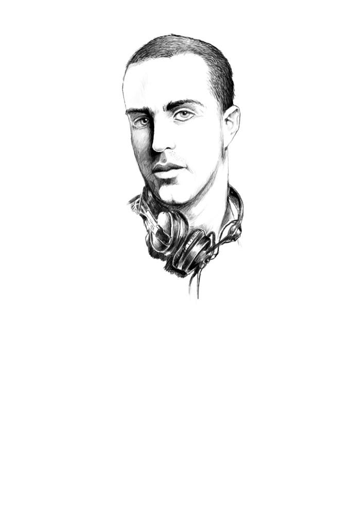 JOSE FRANCO dibujo by shaggy