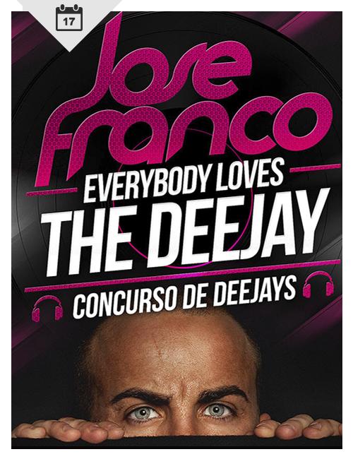 Concurso Deejays