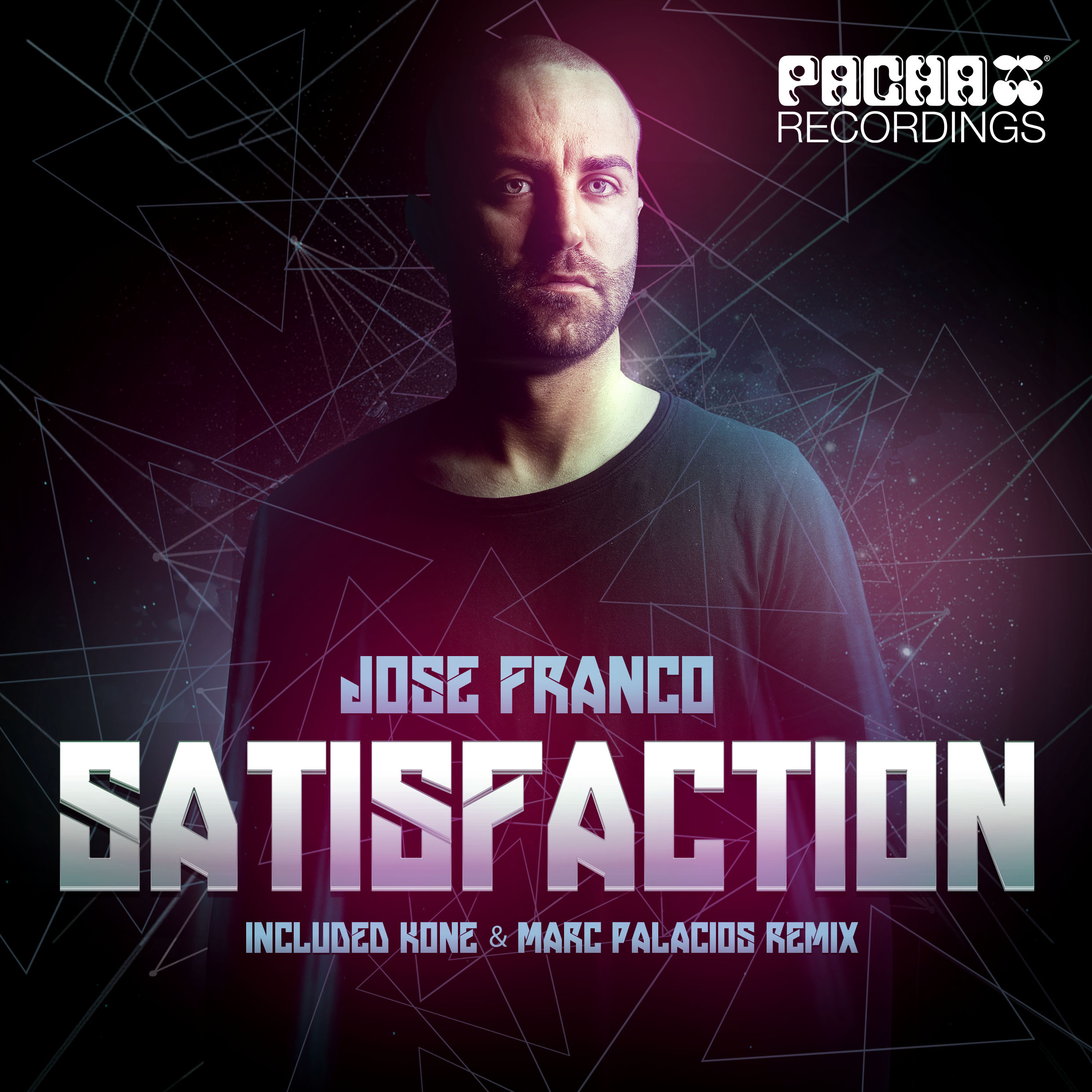 Cover Satisfaction Jose Franco Pacha Recordings